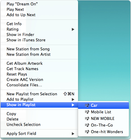 iTunes: Show What Playlists Your Songs Are In – The Mac Observer