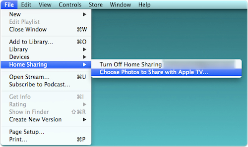 Sharing Pictures with the Apple TV – The Mac Observer