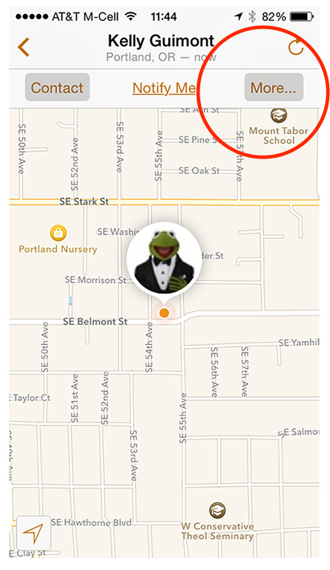 How To Label Locations in Find My Friends – The Mac Observer