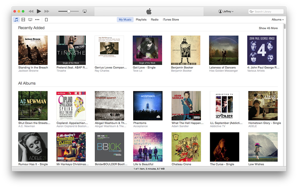 This is no way to experience iTunes