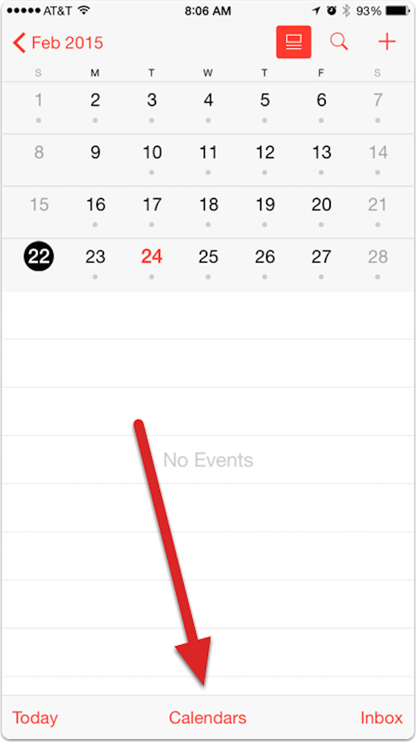 iOS: Forcing iCloud Contacts & Calendars to Sync – The Mac