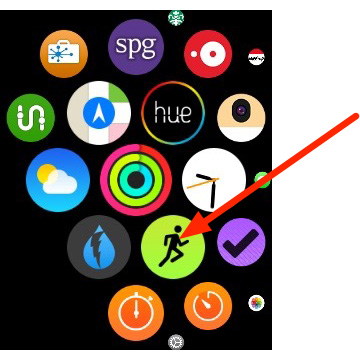 Use the Workout app to log your activity and calibrate your Apple Watch