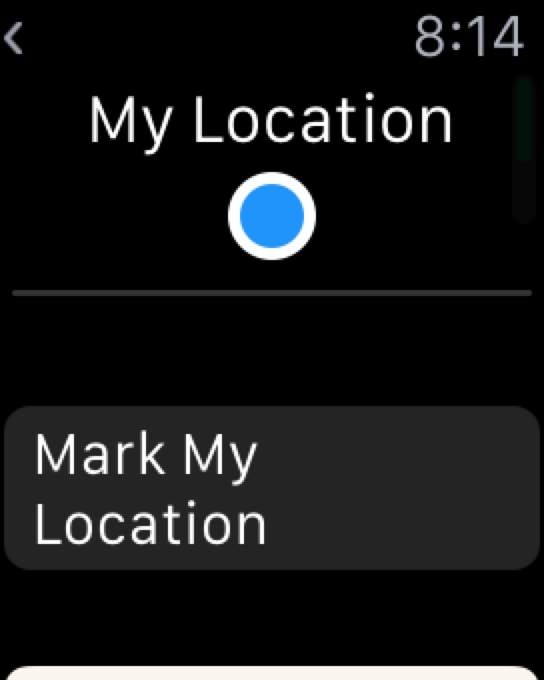 Apple Watch: Mark Your Location – The Mac Observer