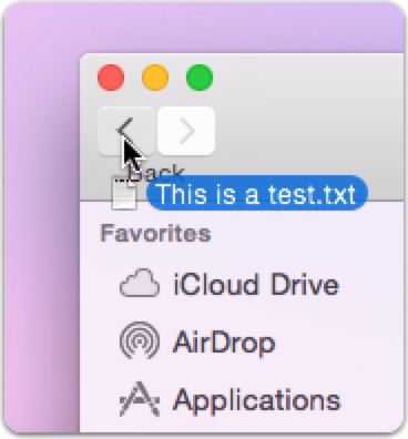 OS X: 3 Tricks for Moving Files Around – The Mac Observer