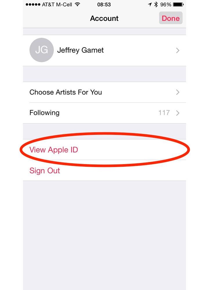 Your Apple Music renewal settings are hiding in your Apple ID