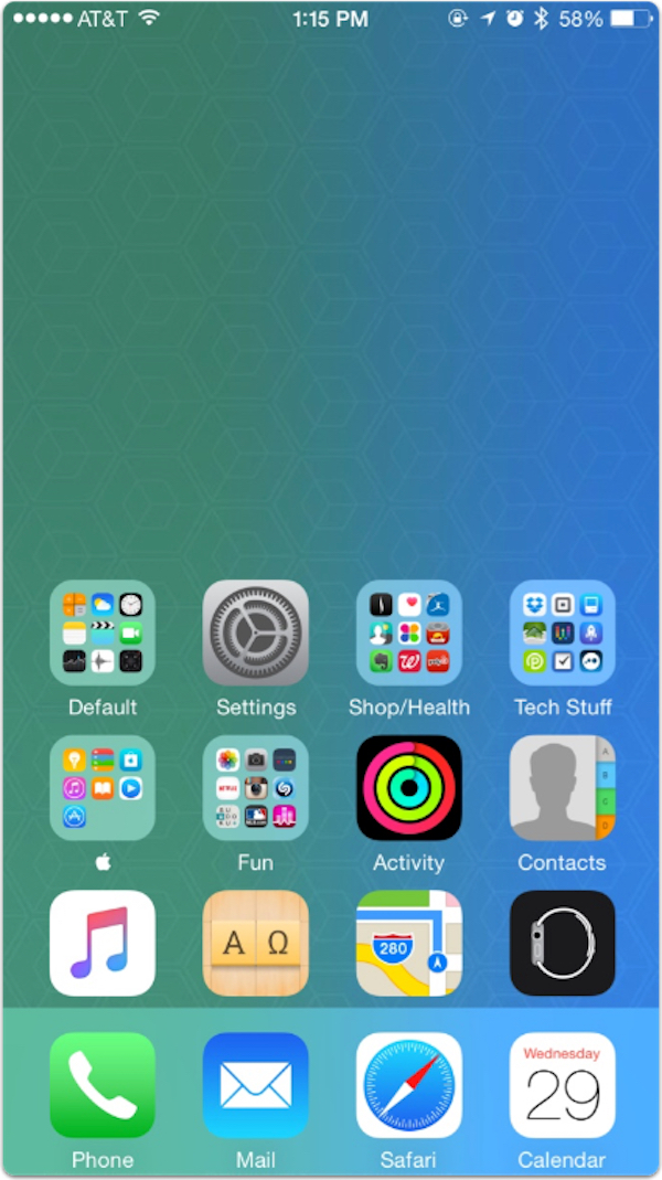 iPhone 6 and 6 Plus: Turning Off Reachability - The Mac ...