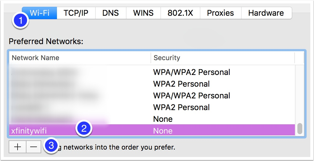 "OS X Wi-Fi: Disentangling Yourself from the ""Xfinitywifi"