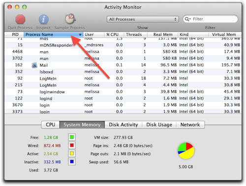 Mac OS X: Using fs_usage as a Troubleshooting Tool – The Mac