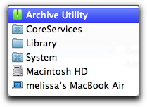 Mac OS X: Controlling Compressed Files – The Mac Observer