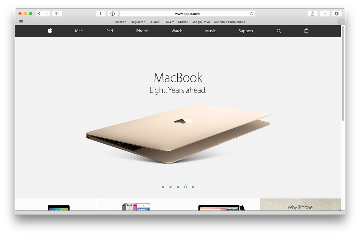 How to buy stuff on apple s redesigned website the mac for How to buy websites