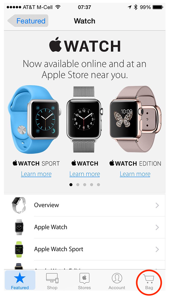 How to Buy Stuff on Apple's Redesigned Website – The Mac Observer