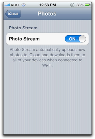 how to delete pictures from icloud