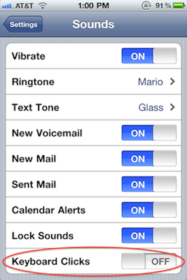 phone typing sound effect free download