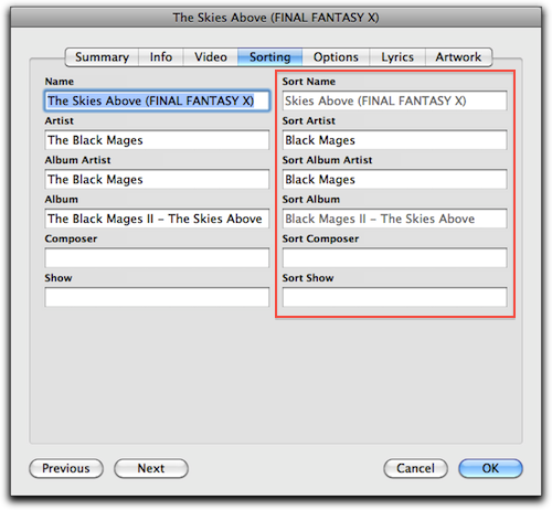 how to order playlist order in itunes