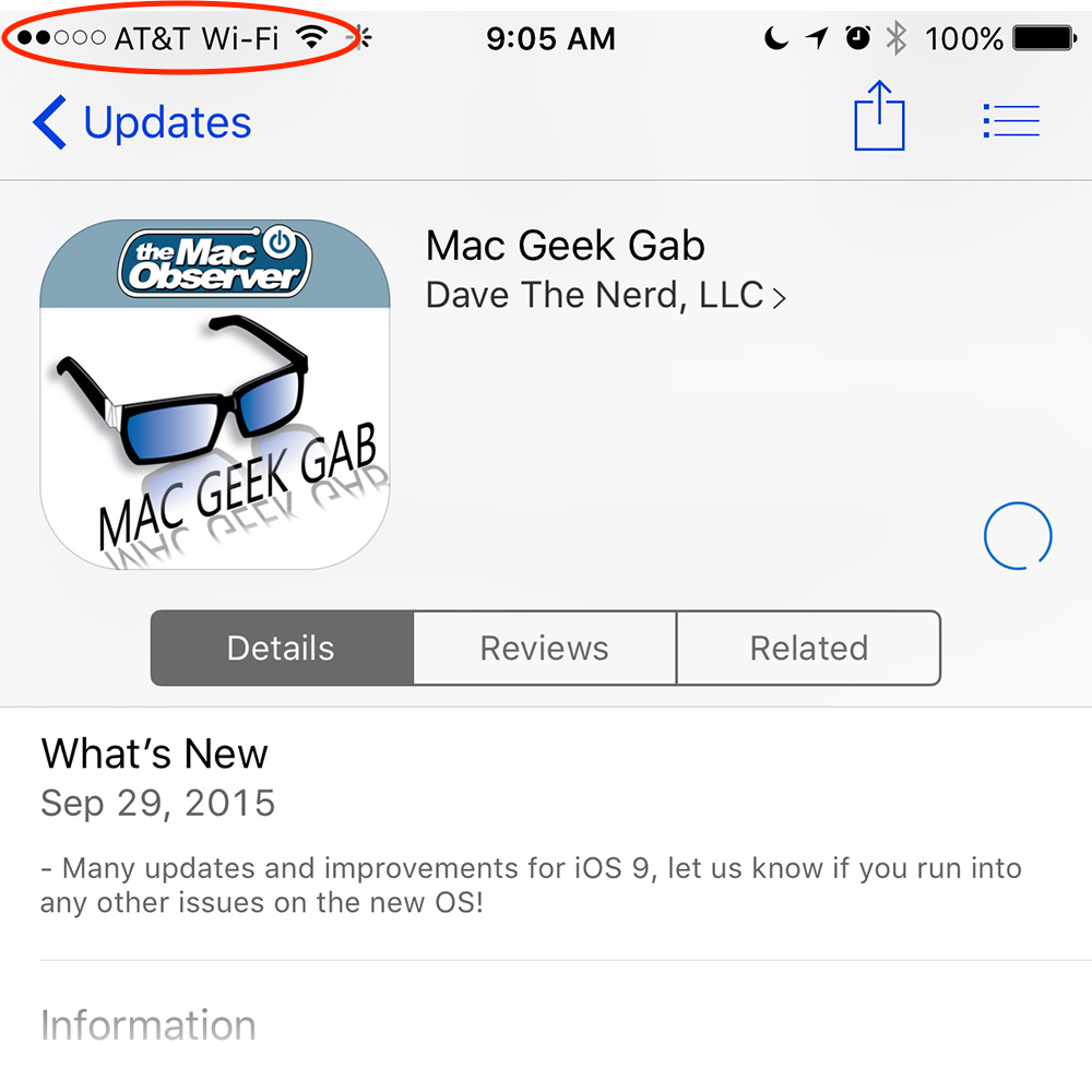 iphone wifi calling how to enable wi fi calling on your iphone the mac observer 1828
