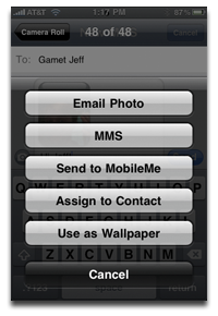 how to send mms on iphone
