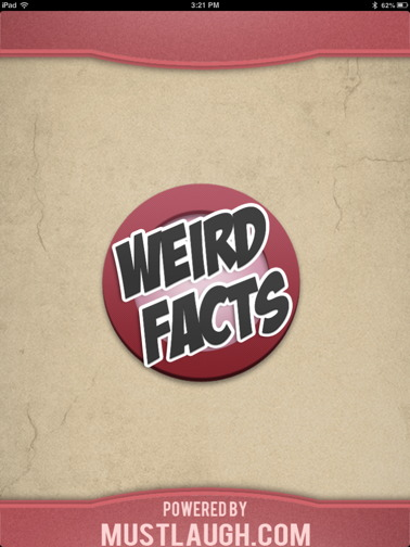 Weird Fun Facts