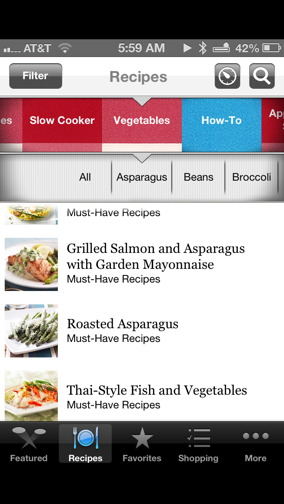 Must-Have Recipes