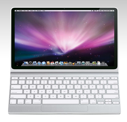 Concept: Apple Netbook