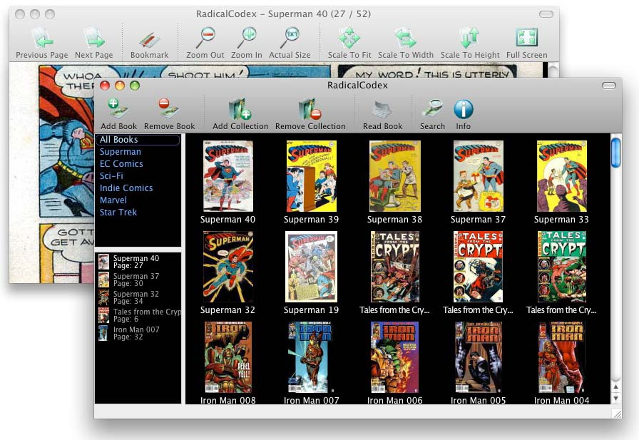 marvel comics reader for mac