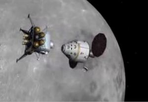Orion and Lunar Module