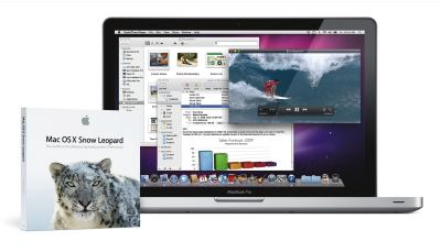 Snow Leopard Mac and Box