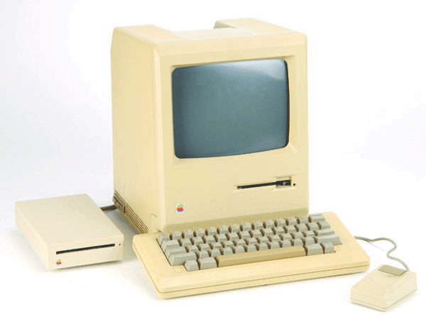 Gene Roddenberry's First Mac Plus
