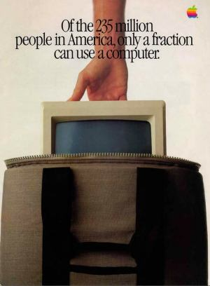 The first appliance Mac