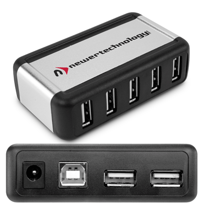 NewerTech Seven Port USB 2.0 Powered Hub