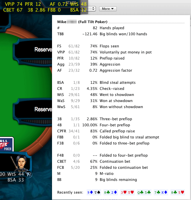 Poker Copilot Screenshot