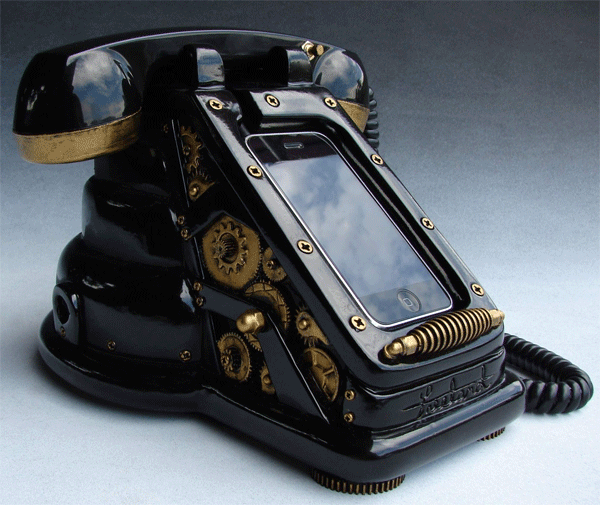 iRetrophone iPhone Dock