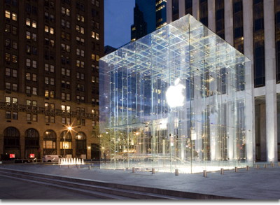 Fifth Avenue Apple Store