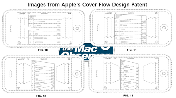 Cover Flow Patent Images