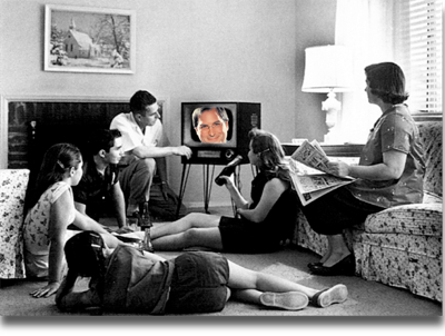 Family TV viewing