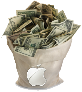Apple's Big Ol' Pile of Cash