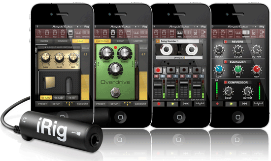AmpliTube 2 for iPhone