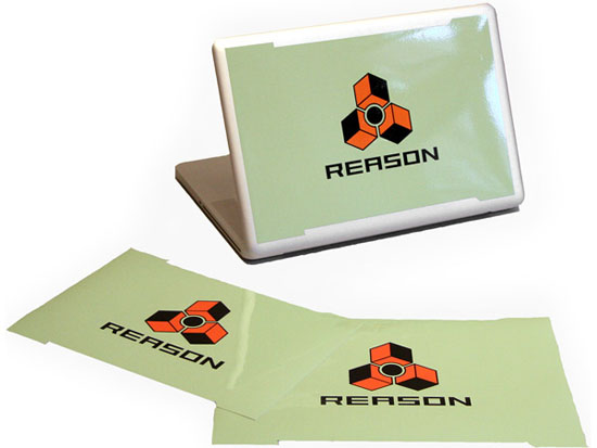 Reason Laptop Skins