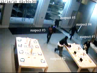 Greenwich Police Robbery Photo