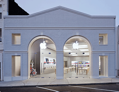 Promo Pic of Greenwich Apple Store