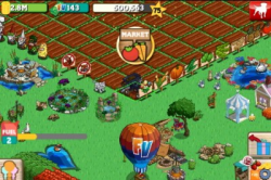 Farmville for iPhone