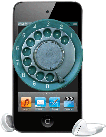 iPod touch phone calls