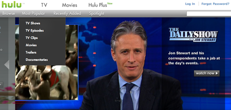 The Daily Show, Back on Hulu