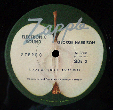 George Harrison Single