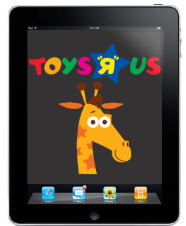 "Toys ""R"" Us to get iPad 2?"