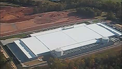 Apple NC data center
