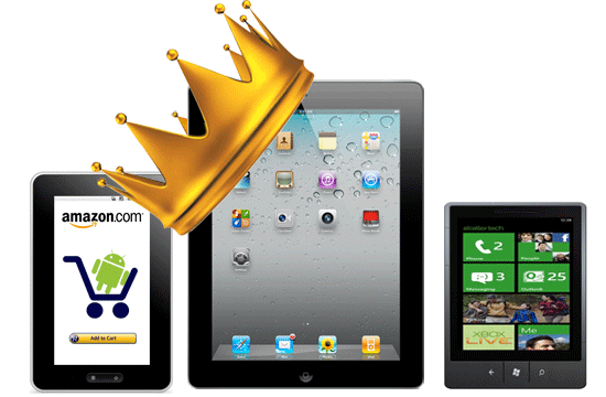 Amazon Joins the Tablet Fray?