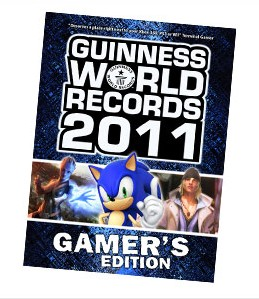 Guinness Book of World Records Gamer's Edition