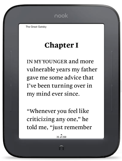 All-New Nook