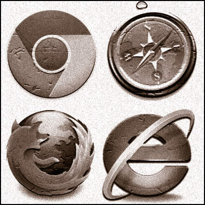 Old Timey Browsers