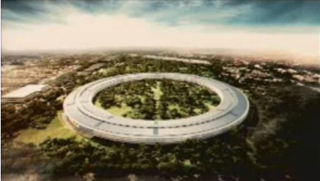 Apple Proposed HQ